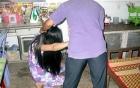 Bé gái 10 tuổi bị cha đánh đập dã man, ném xuống giếng 3