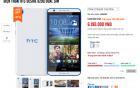 Nhiều smartphone HTC đua nhau giảm giá sốc