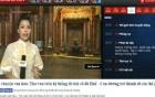 VTV lại nhầm vua nhà Nguyễn với vua Trung Quốc