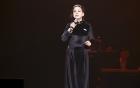 Danh ca Khánh Ly xúc động nghẹn ngào trong Live Concert