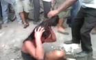 Bé gái 10 tuổi bị cha đánh đập dã man, ném xuống giếng 4