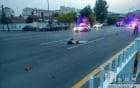 Bán khỏa thân đứng giữa đường cãi nhau, cặp tình nhân bị xe đâm tử vong