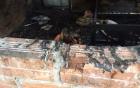 Lời kêu cứu thảm thiết của người đàn ông trong ngôi nhà bị đốt