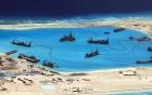 Mỹ chụp được ảnh vũ khí Trung Quốc trên đảo nhân tạo ở Biển Đông