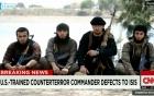 Một chiến binh IS từng được Mỹ huấn luyện chiến thuật chống khủng bố