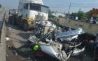 Vụ tai nạn thảm khốc khiến 5 người tử vong: Xe container đột ngột tăng tốc 4