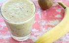 Cách làm sinh tố chuối táo thơm ngon bổ dưỡng tại nhà 5