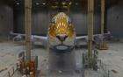 Video: Lạ mắt với máy bay hình đầu hổ độc đáo