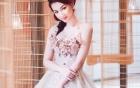 MC Quỳnh Chi tung ảnh cưới đẹp lung linh