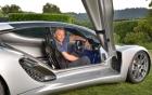 Ngắm siêu xe đầu tiên trên thế giới được chế tạo từ công nghệ in 3D