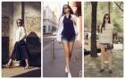 Học lỏm phong cách thời trang đường phố ngày hè của Mai Phương Thúy