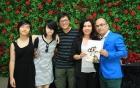 Phương Thảo - Ngọc Lễ tình cảm trên sân khấu Vietnam Idol 4