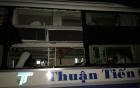 Vụ xe khách giường nằm bị ném đá: Xem xét khởi tố
