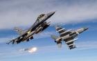 Xem chiến đấu cơ F-16 bắn hạ máy bay không người lái