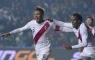 Video bàn thắng: Peru 2-0 Paraguay (Hạng ba Copa Amerrica 2015)