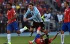 Video bàn thắng: Chile 0-0 Argentina (pen 4-1)