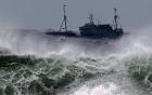 Tin bão số 2: Bão Linfa giật cấp 11, sóng biển cao 5m trên biển Đông