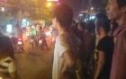 Khu phố náo loạn khi cảnh sát nổ súng bắt nhóm