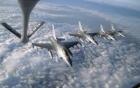 Chiến đấu cơ F-16 của Đan Mạch phóng tên lửa bắn hạ mục tiêu ngoạn mục