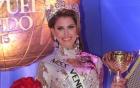 Người đẹp 9x đăng quang Hoa hậu Thế giới Venezuela
