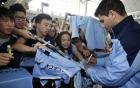 Trận ĐT Việt Nam - Man City: Chốt giá thuê sân Mỹ Đình 4