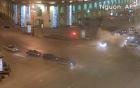 Ôtô tông xe máy, 2 người rơi cầu Thuận Phước chết tại chỗ 4