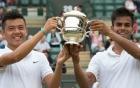 Lý Hoàng Nam giành chức vô địch lịch sử tại Wimbledon trẻ 2015