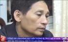 Hà Nội: Cảnh sát bắt kẻ trốn nã mang dao và súng trong đêm 4