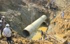 Lãnh đạo Vinaconex phủ nhận đường ống nước sông Đà gặp sự cố 2