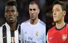 Tin chuyển nhượng ngày 24/7: Van Gaal muốn đưa Ronaldo về M.U  4