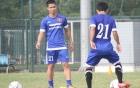 Video: Công Phượng phô diễn kĩ thuật ở buổi tập cùng U19 Việt Nam