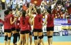 Thắng Triều Tiên, ĐT bóng chuyền nữ Việt Nam đứng đầu vòng bảng