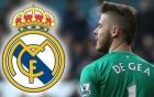 Tin chuyển nhượng ngày 30/7: De Gea có thể gia nhập Real trong hè này