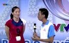 Đội trưởng Ngọc Hoa chia sẻ bí quyết đánh bại Triều Tiên