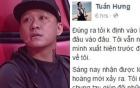 Tuấn Hưng mở lại facebook kêu gọi ủng hộ trận mưa lụt lịch sử  Quảng Ninh