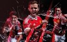 Man Utd ra mắt áo đấu mùa giải mới cực ngầu