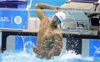 Giải bơi VĐTG:  Hoàng Quý Phước không vượt qua được vòng loại