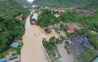 Toàn cảnh thiệt hại sau trận lũ tại Miền Bắc