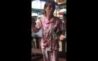 Chạnh lòng với giọng hát của người phụ nữ hát rong