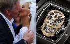 Người phát ngôn Tổng thống Putin gây sốc vì đeo đồng hồ siêu sang