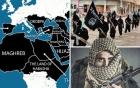 Nga bắt đầu không kích IS tại Syria 2
