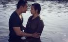 Lã Thanh Huyền ngất lịm sau cảnh hôn Quốc Thái trên sông