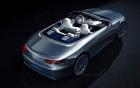 Lộ ảnh Mercedes-Benz S-Class mui trần sắp ra mắt