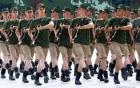 Chùm ảnh: Quân đội 17 nước tích cực tập luyện cho diễu binh Trung Quốc