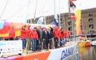 Thuyền buồm Đà Nẵng-Việt Nam tham gia cuộc đua vòng quanh thế giới