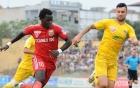 B.Bình Dương 5-2 FLC Thanh Hóa: Tiến gần chức vô địch