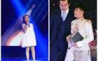Giọng hát Việt nhí 2015: Cẩm Ly khóc ngay trên sóng truyền hình khi phải loại thí sinh