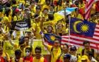 Malaysia biểu tình rầm rộ đòi thủ tướng từ chức
