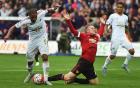 Video bàn thắng: MU bị chấm dứt mạch bất bại bởi Swansea City