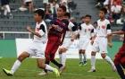 Video: U12 Việt Nam ghi bàn đẳng cấp vào lưới U12 Barca